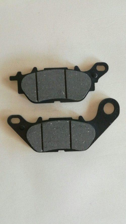 Pastillas de Freno FRASLE FMPD00891 para Yamaha YBR 125